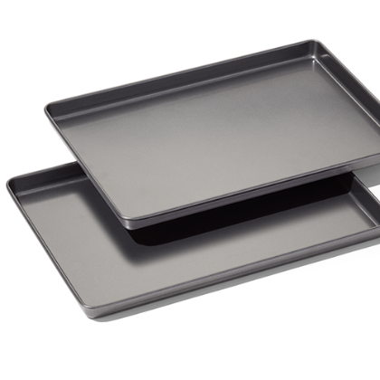 PC 2-pack Baking Sheets - Baking Tray PNG