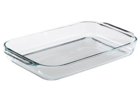 Pros and cons of glass vs. ceramic baking dish - Baking Tray PNG