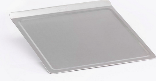 Stainless Steel Cookie Sheet - Medium - 360 Bakeware 360 Cookware PlusPng.com  - Baking Tray PNG