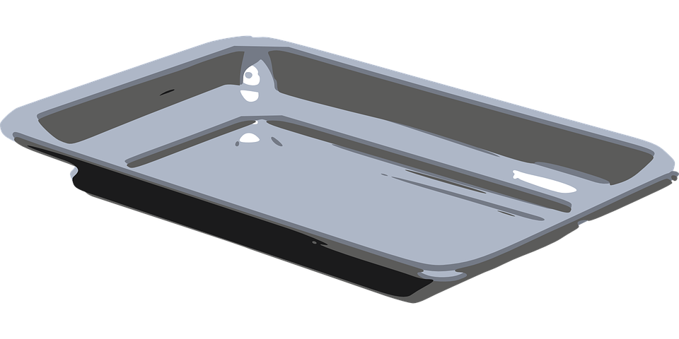 tray baking dish baking tin household kitchen - Baking Tray PNG