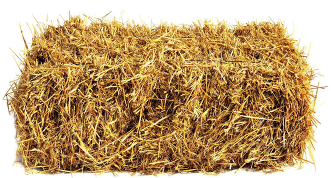 Passes Available - Bale Of Hay PNG