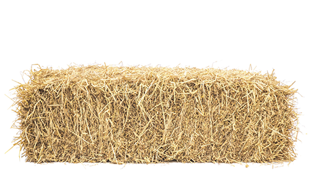 Spreaders, Tools, and Supplies - Bale Of Hay PNG