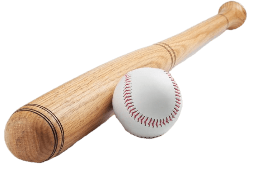 Baseball Bat u0026 Ball - Ball And Bat PNG