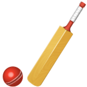 cricket bat and ball - Ball And Bat PNG