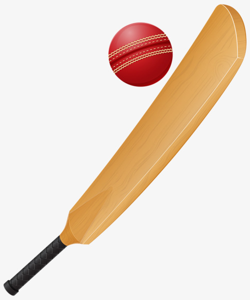 cricket bat and cricket, Cricket Bat, Cricket, Ball PNG Image and Clipart - Ball And Bat PNG