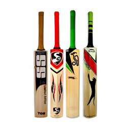 Cricket Bats - Ball And Bat PNG