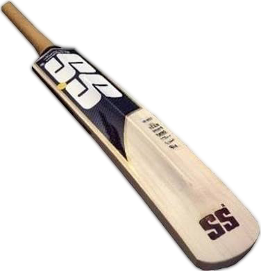 SS Cricket Bat png - Ball And Bat PNG