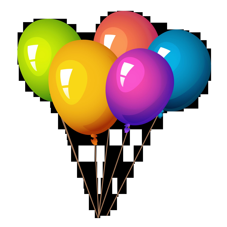 Ballons PNG Transparent Ballons.PNG Images. | PlusPNG Balloons Transparent
