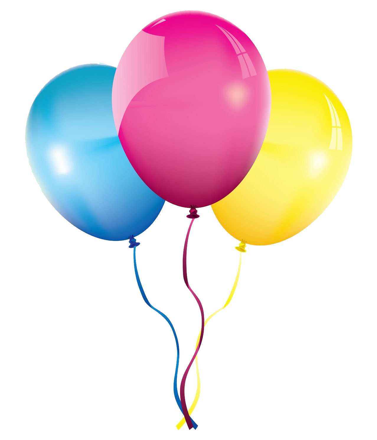 Balloons PNG File - Ballons PNG