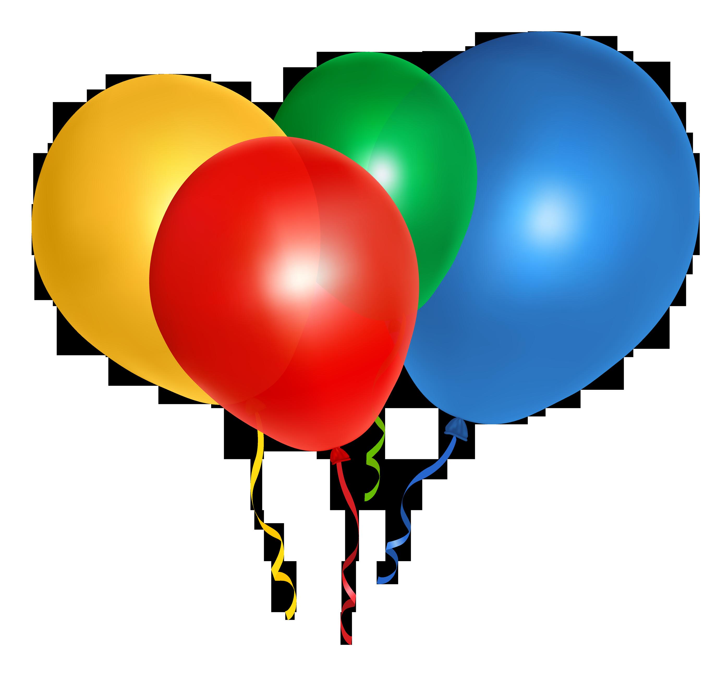 Balloons PNG HD - Ballons PNG