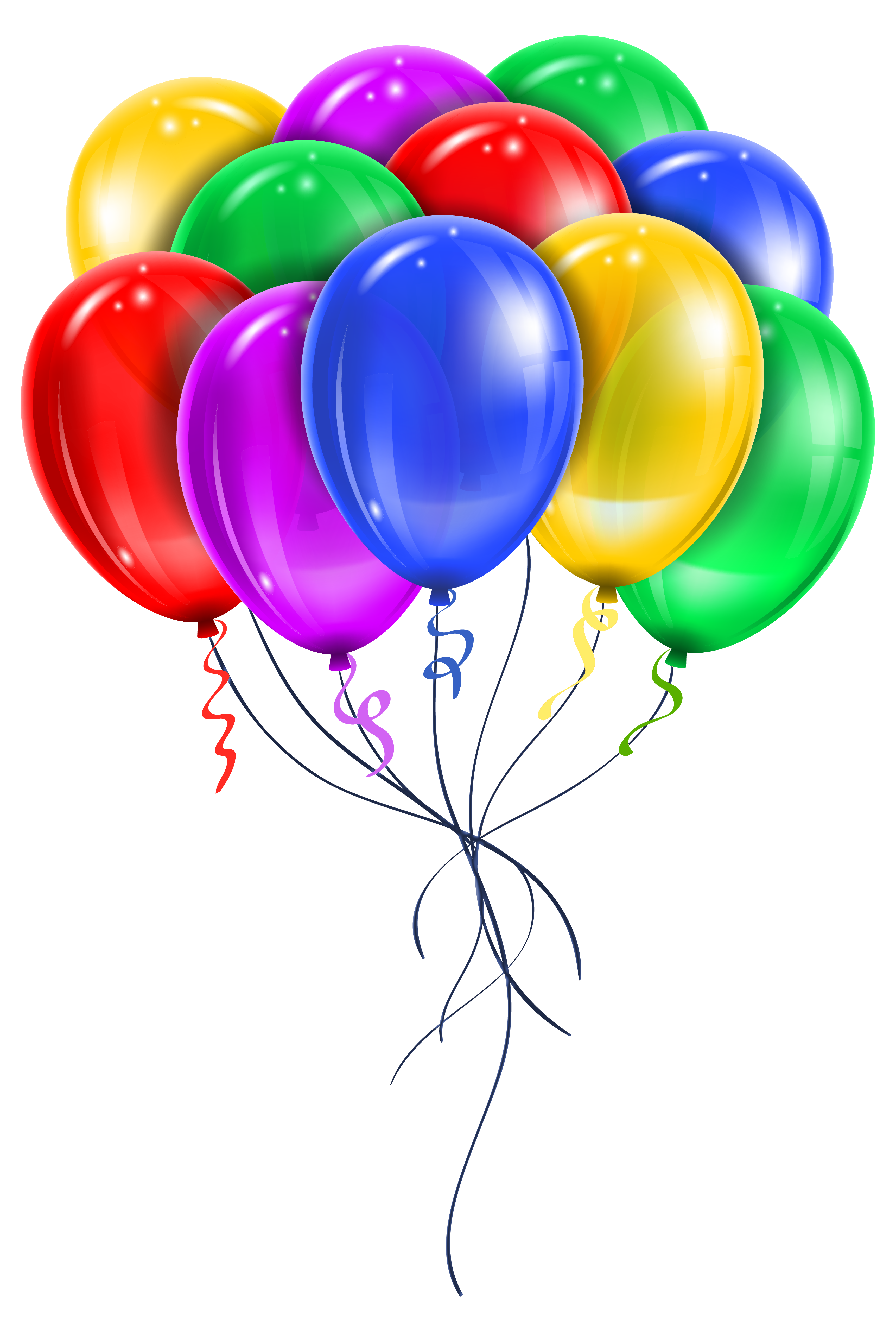 Balloons Transparent Png image #28085 - Ballons PNG
