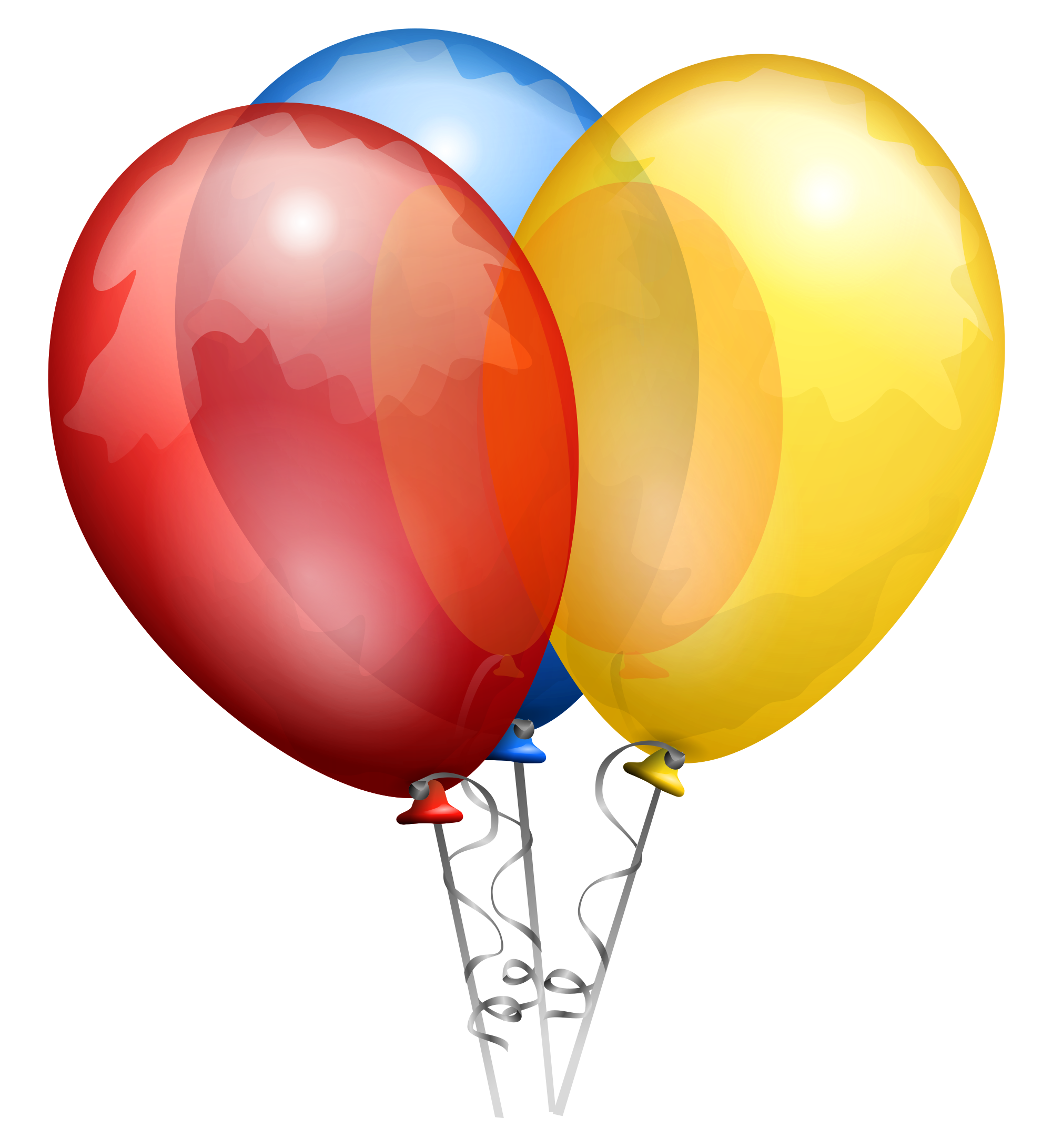 PNG File Name: Balloons PlusPng.com  - Ballons PNG