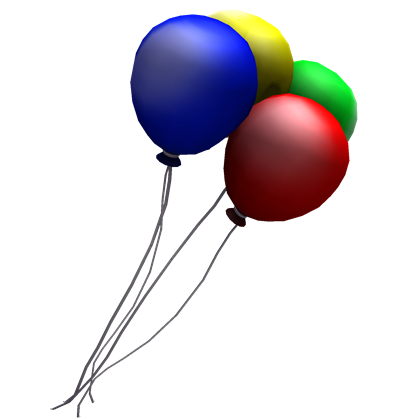 File:Bunch of Balloons.png - Balloon Bunch PNG
