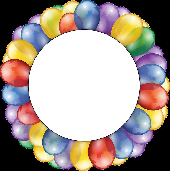 balloons circle frame copy sp