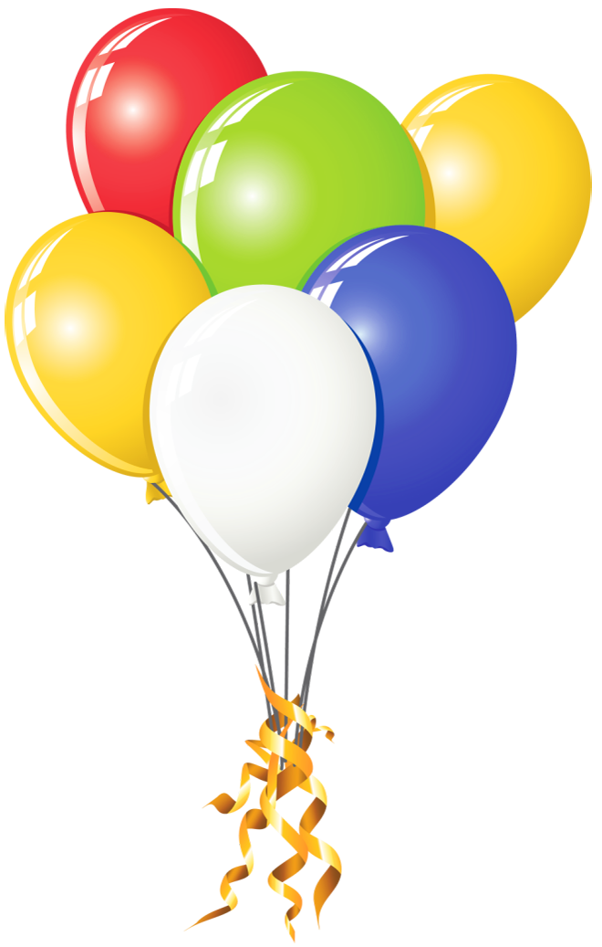 Balloon  PNG HD - 122786