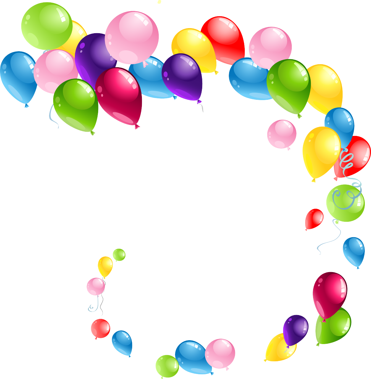 Balloon  PNG HD - 122781