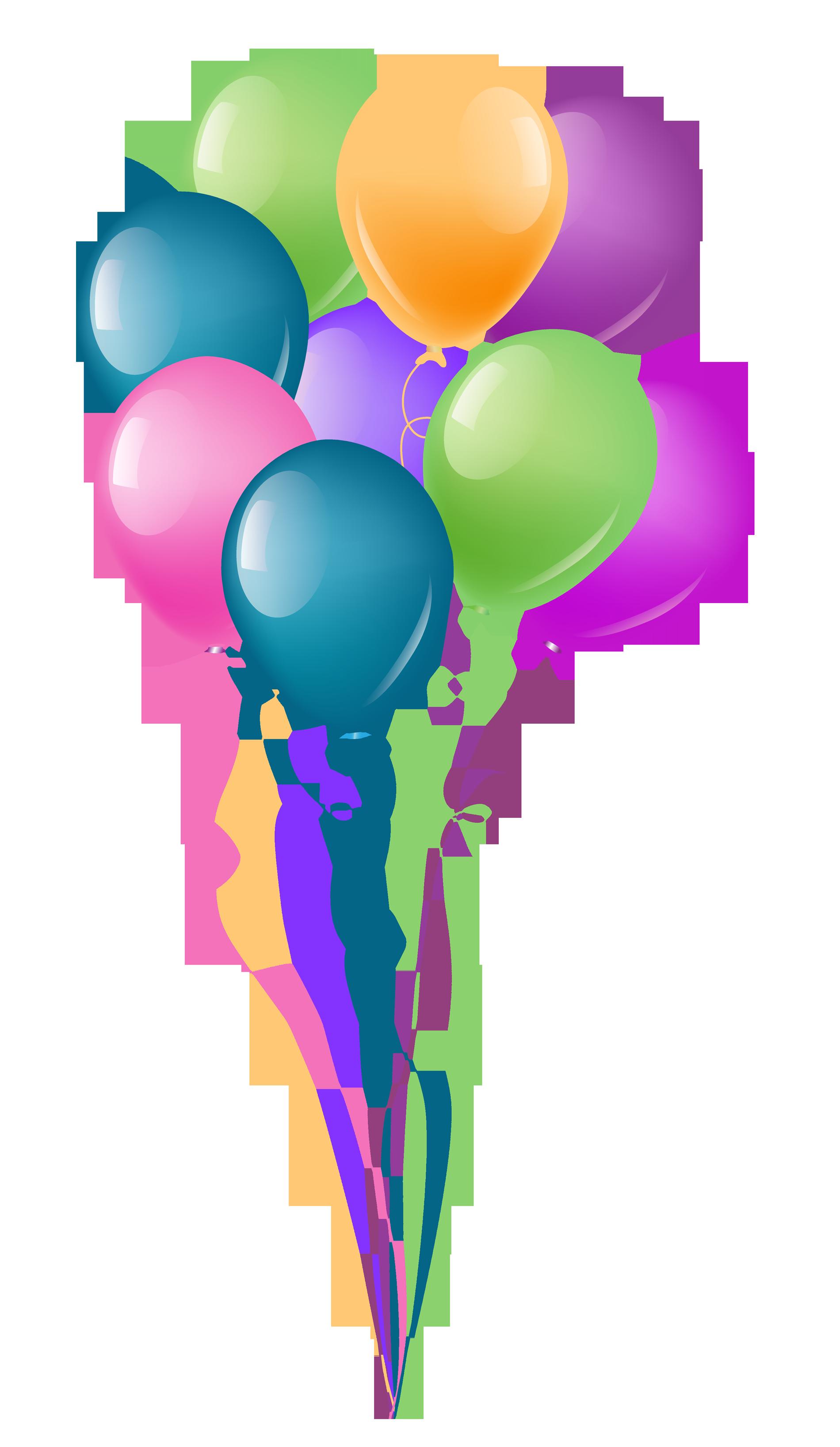 Balloons PNG HD - 121319
