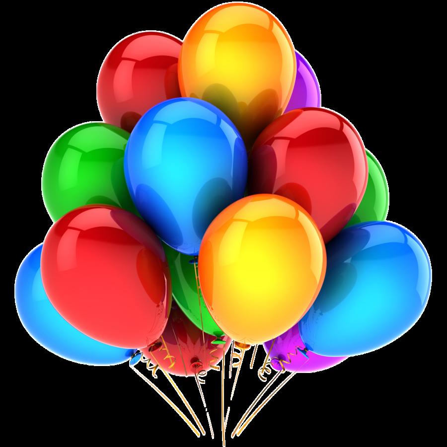 Balloons PNG HD - 121313