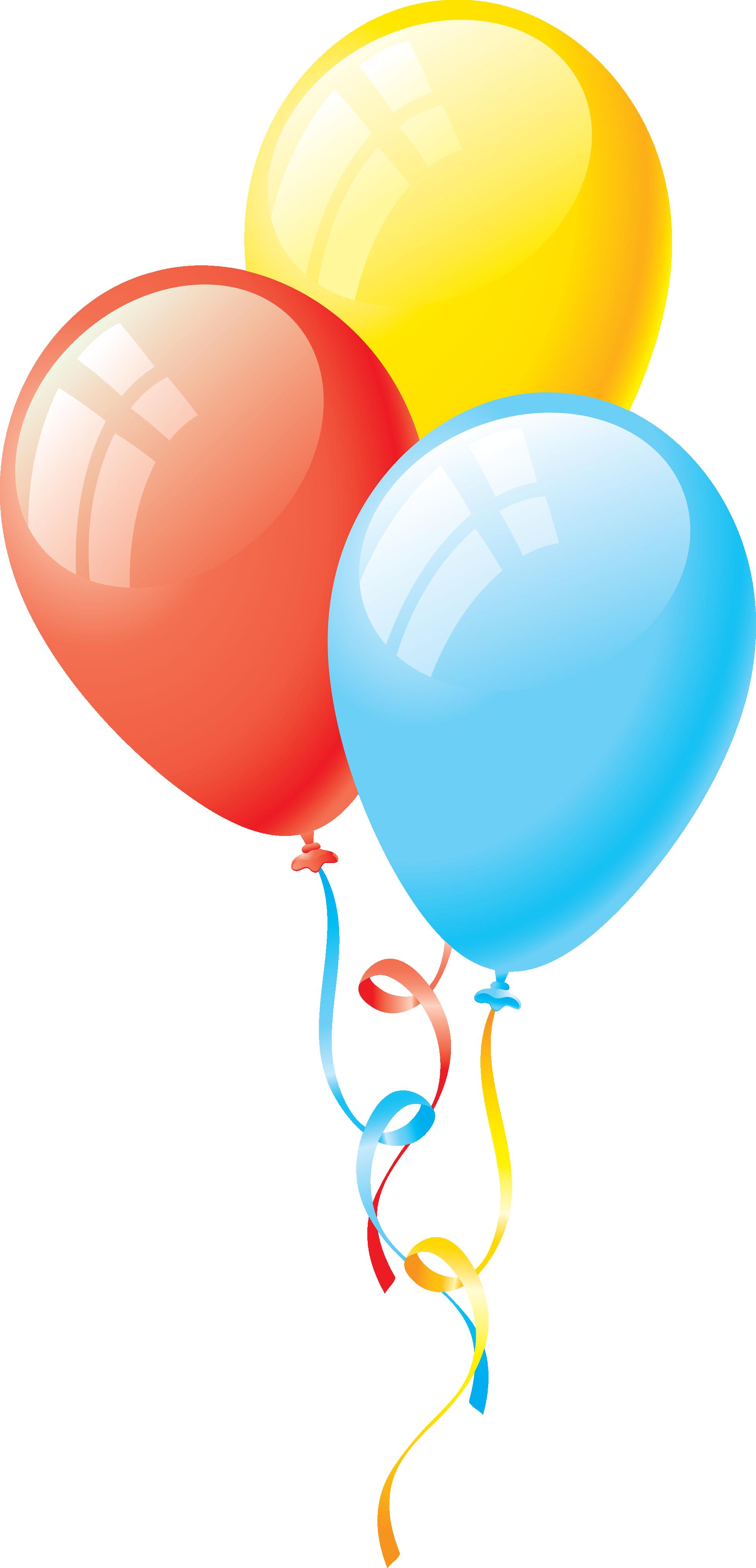 Balloons PNG HD - 121320