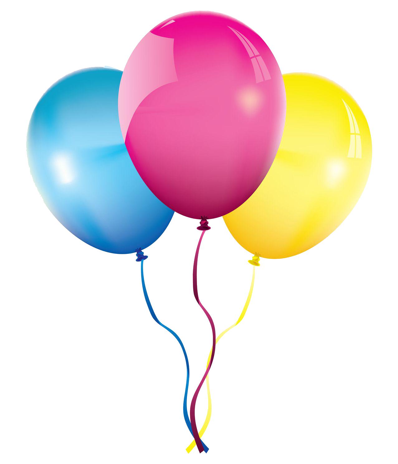 Balloons PNG File -  Balloons PNG HD