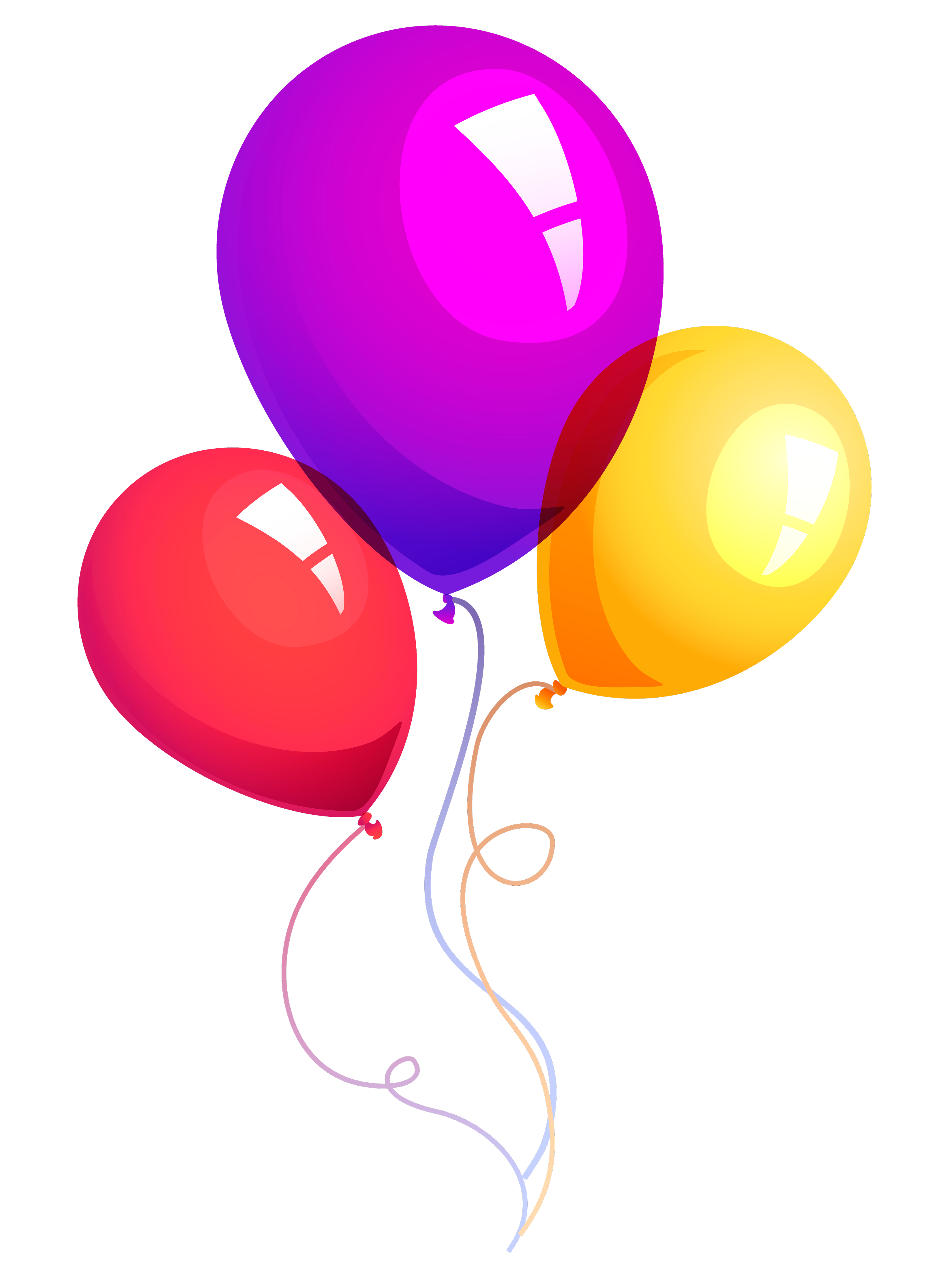 Balloons PNG Pic - Balloon PNG
