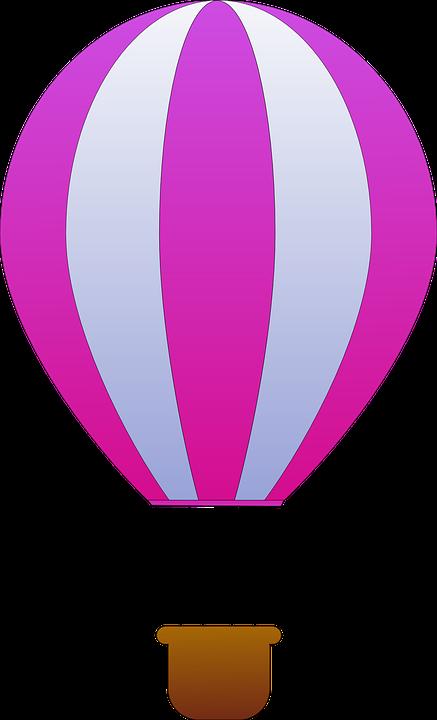 Balon Udara PNG