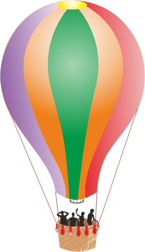 Balon Udara PNG - 82925