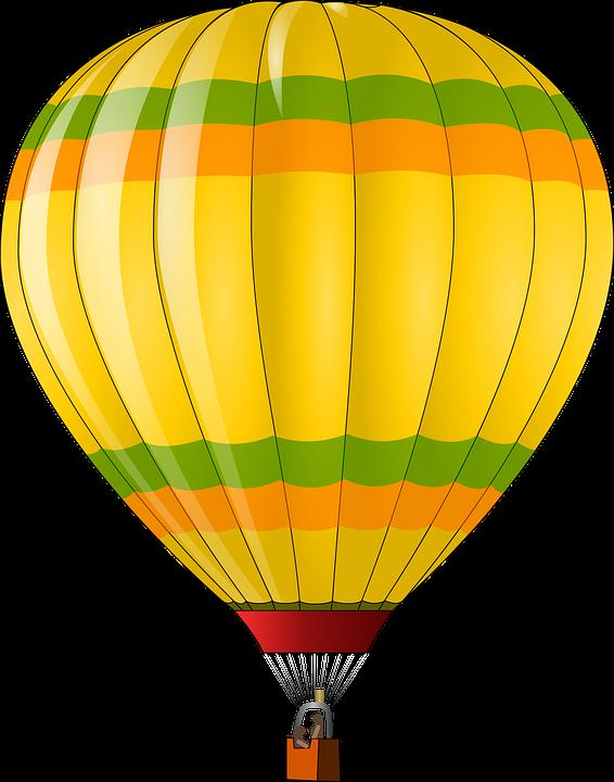 Balon Udara PNG - 82919