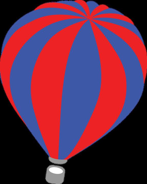 Balon Udara, Udara, Balon, Keranjang, Panas - Balon Udara PNG
