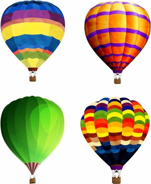 pin Hot Air Balloon clipart balon udara #1 - Balon Udara PNG