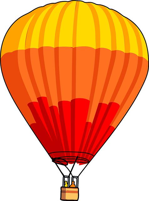 Balon Udara PNG - 82917