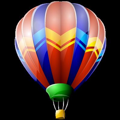 Balon Udara PNG - 82922