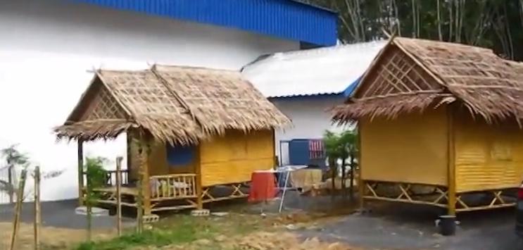 Bamboo Hut PNG-PlusPNG.com-743 - Bamboo Hut PNG