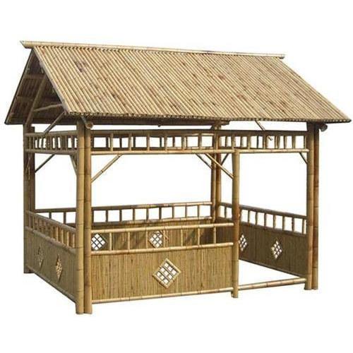 Bamboo Hut - Bamboo Hut PNG