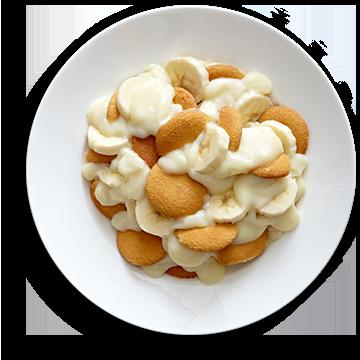 Banana pudding - Banana Pudding PNG