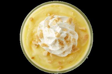 Banana Pudding Milkshake - Banana Pudding PNG