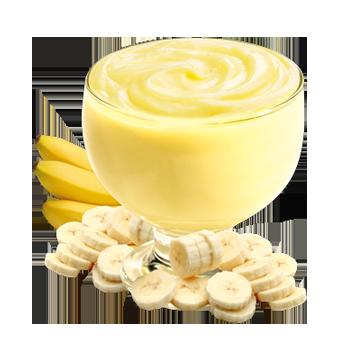 Banana-Pudding-Mix - Banana Pudding PNG