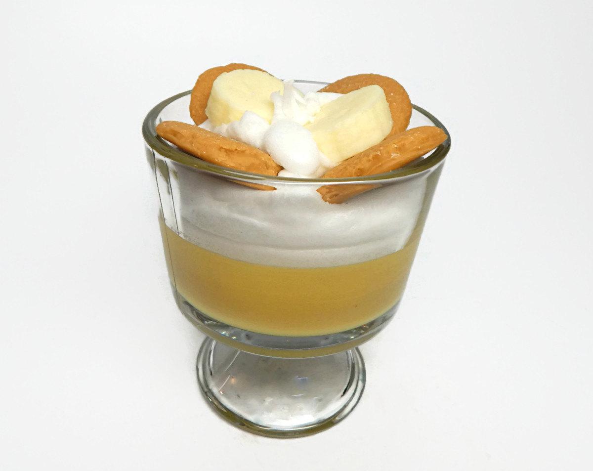 - Banana Pudding PNG