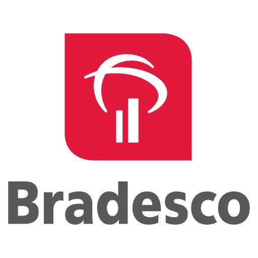Banco Bradesco logo - Banco Bradesco Logo PNG
