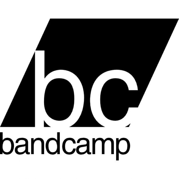 Bandcamp Logo Vector PNG