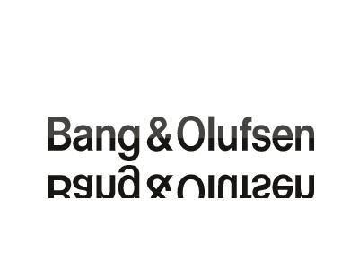 b and o logo - Bang Olufsen PNG