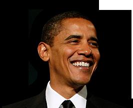 Barack Obama PNG - 862