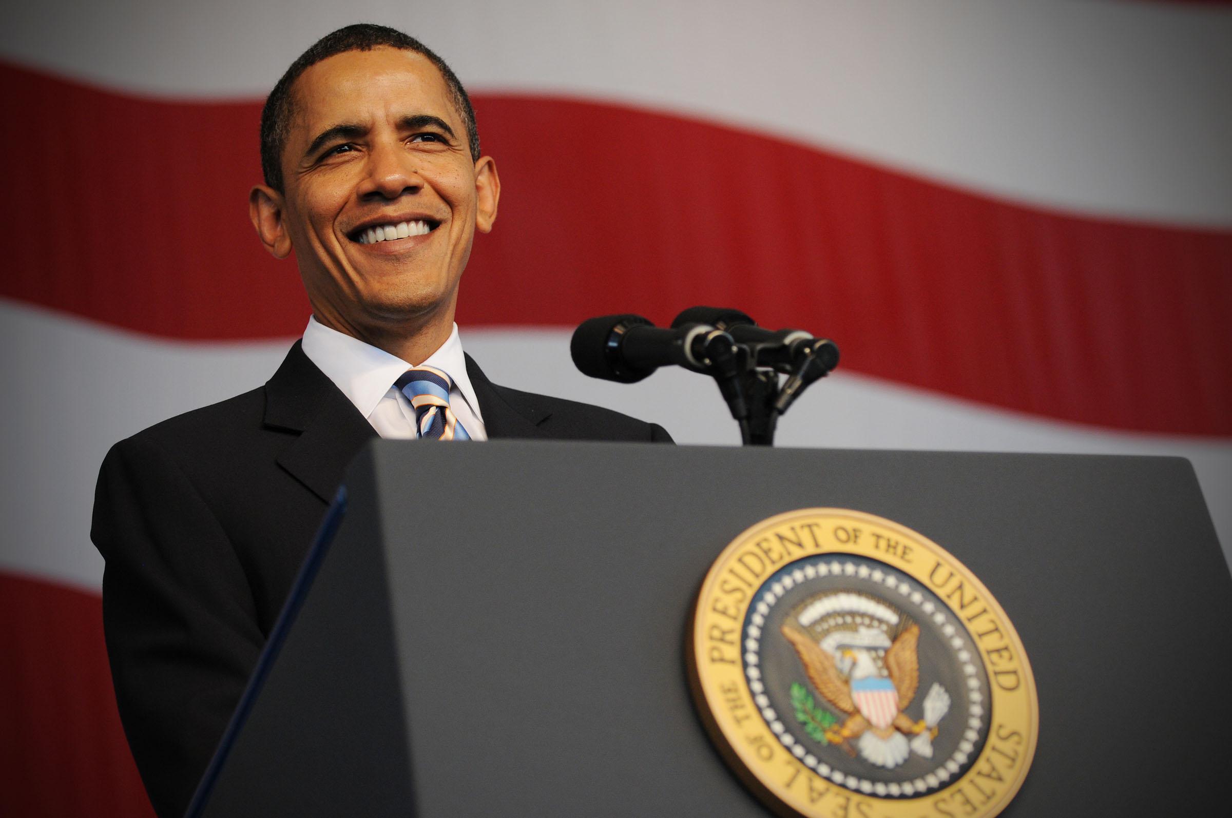 Barack Obama PNG - 865
