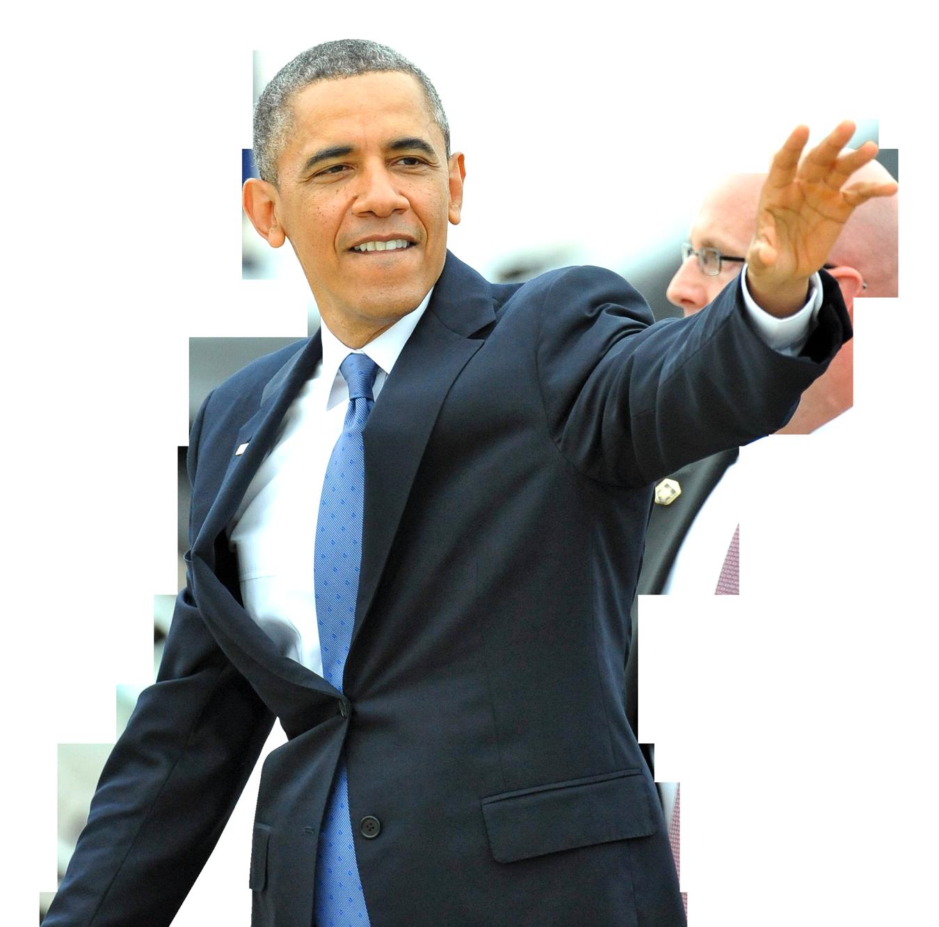 Barack Obama PNG - 857