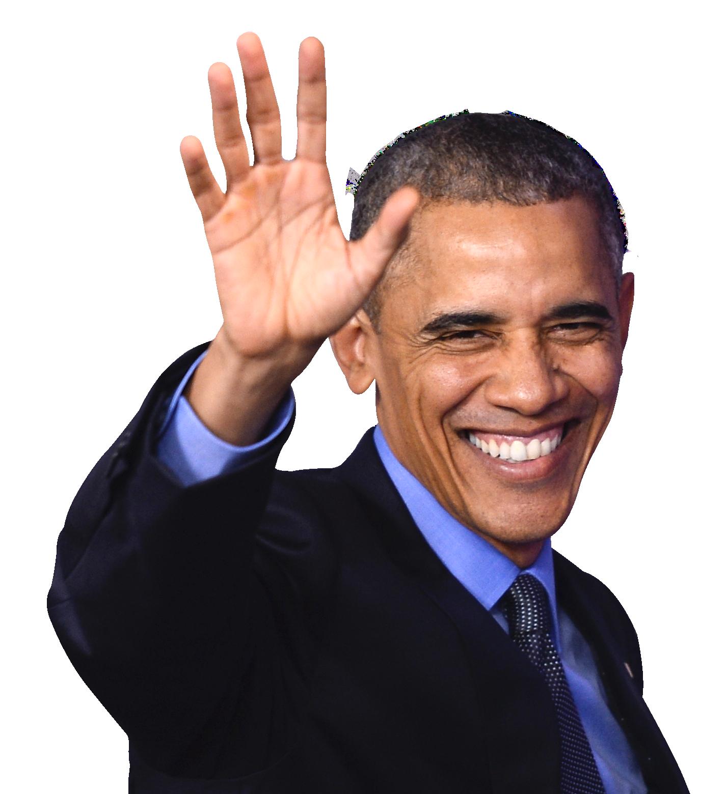 Barack Obama PNG - 852