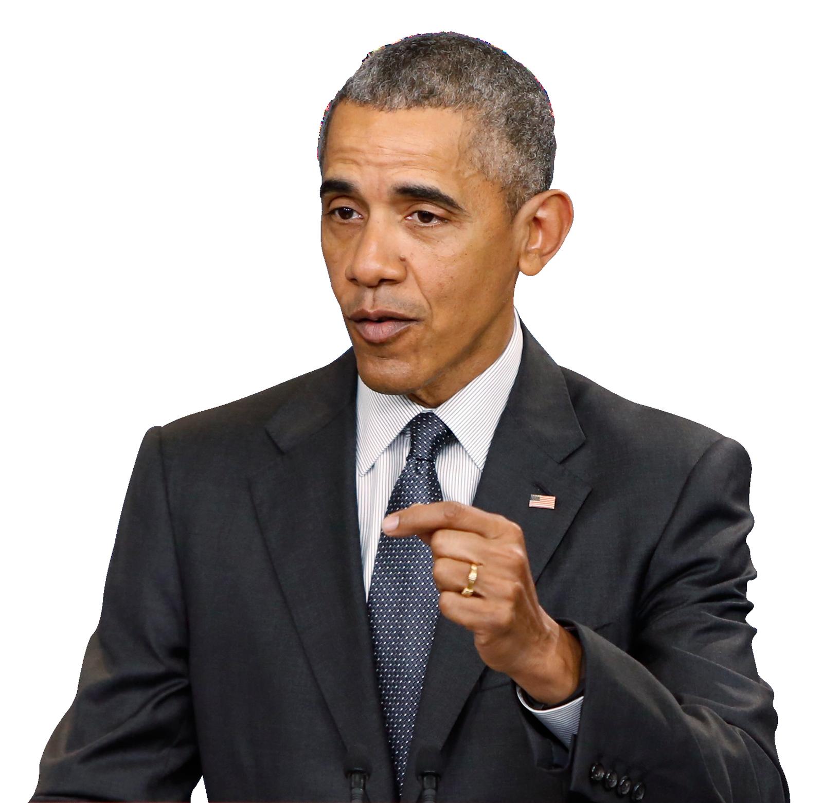 Barack Obama PNG - 854