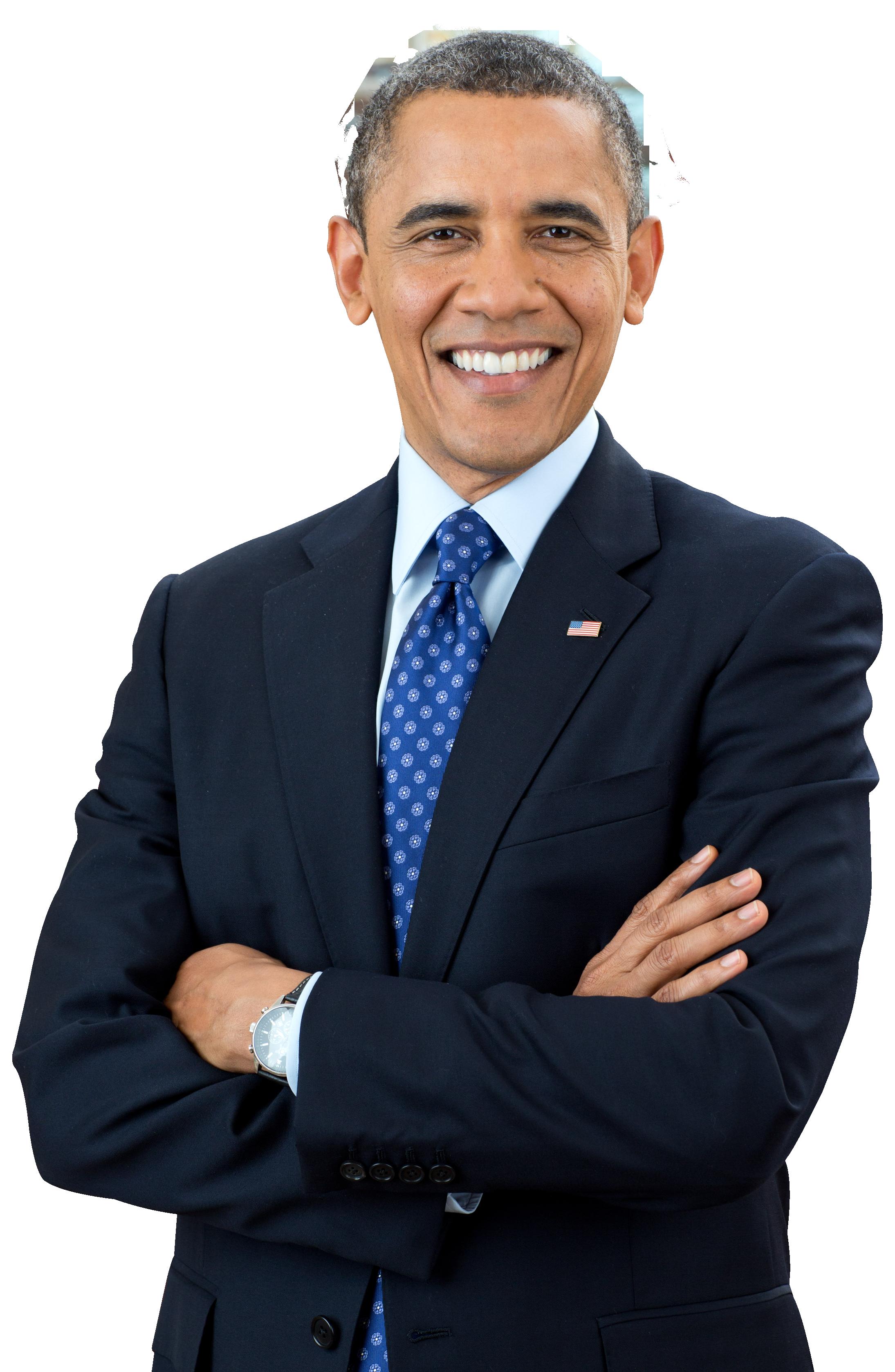 Barack Obama PNG - 850