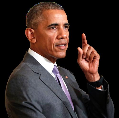 Barack Obama PNG - 856