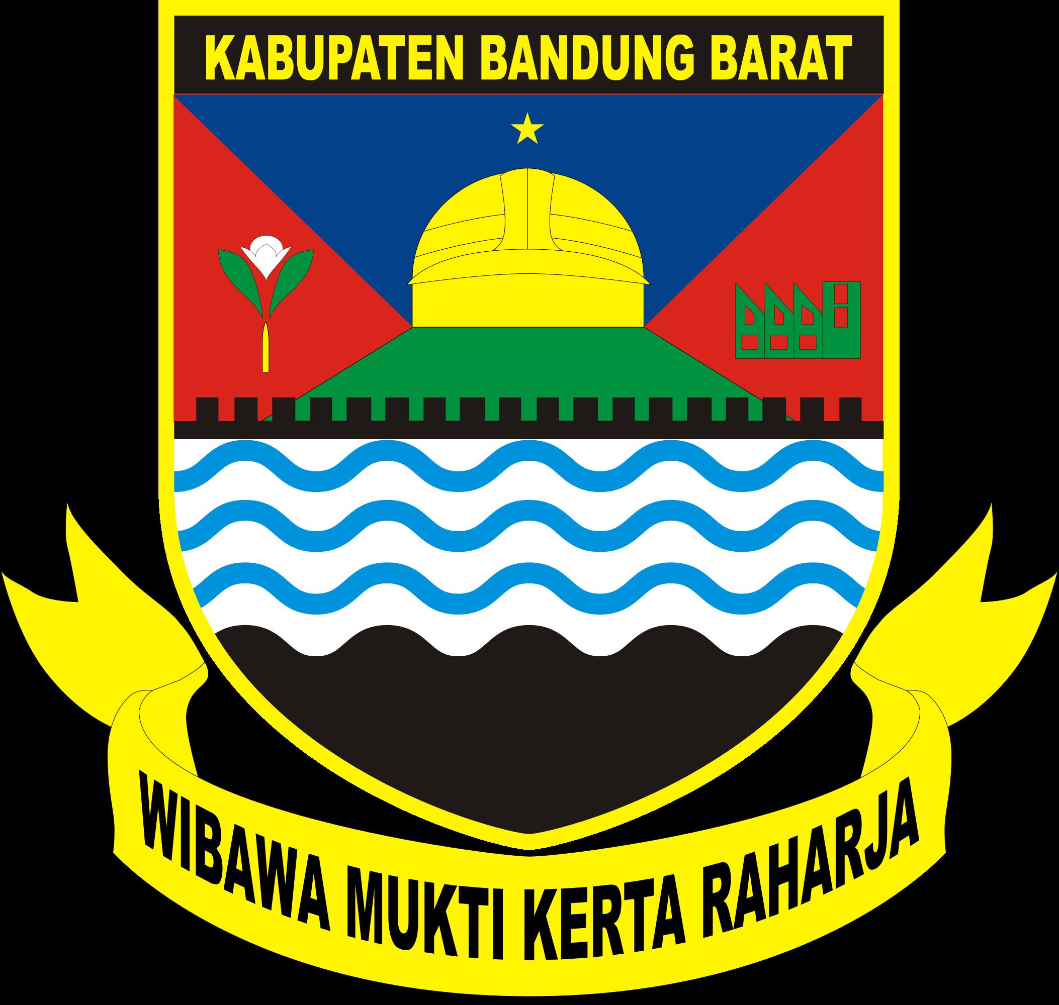 File:Kab Bandung Barat.svg - Barat PNG