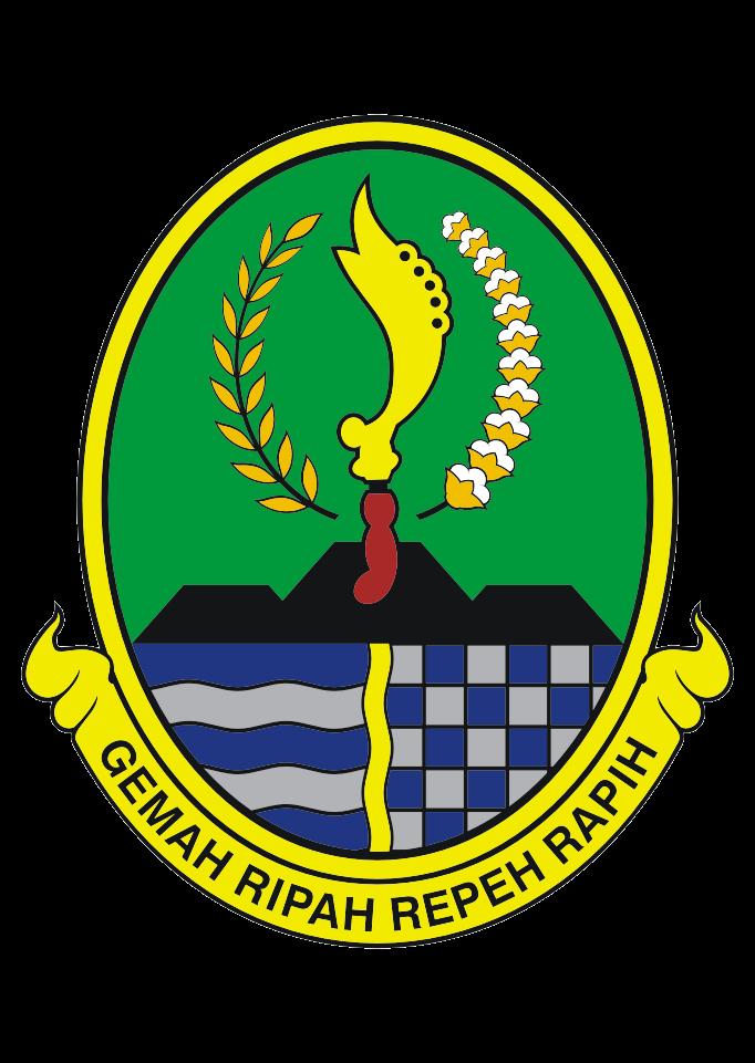Jawa Barat Logo Vector - Barat PNG